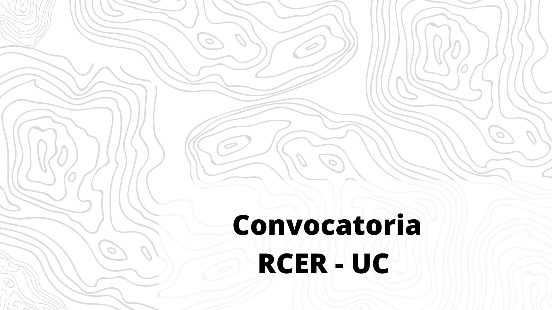 Llamado a Concurso de contratación de Coordinador/a Ejecutivo/a Red de Centros y Estaciones Regionales UC (RCER-UC)